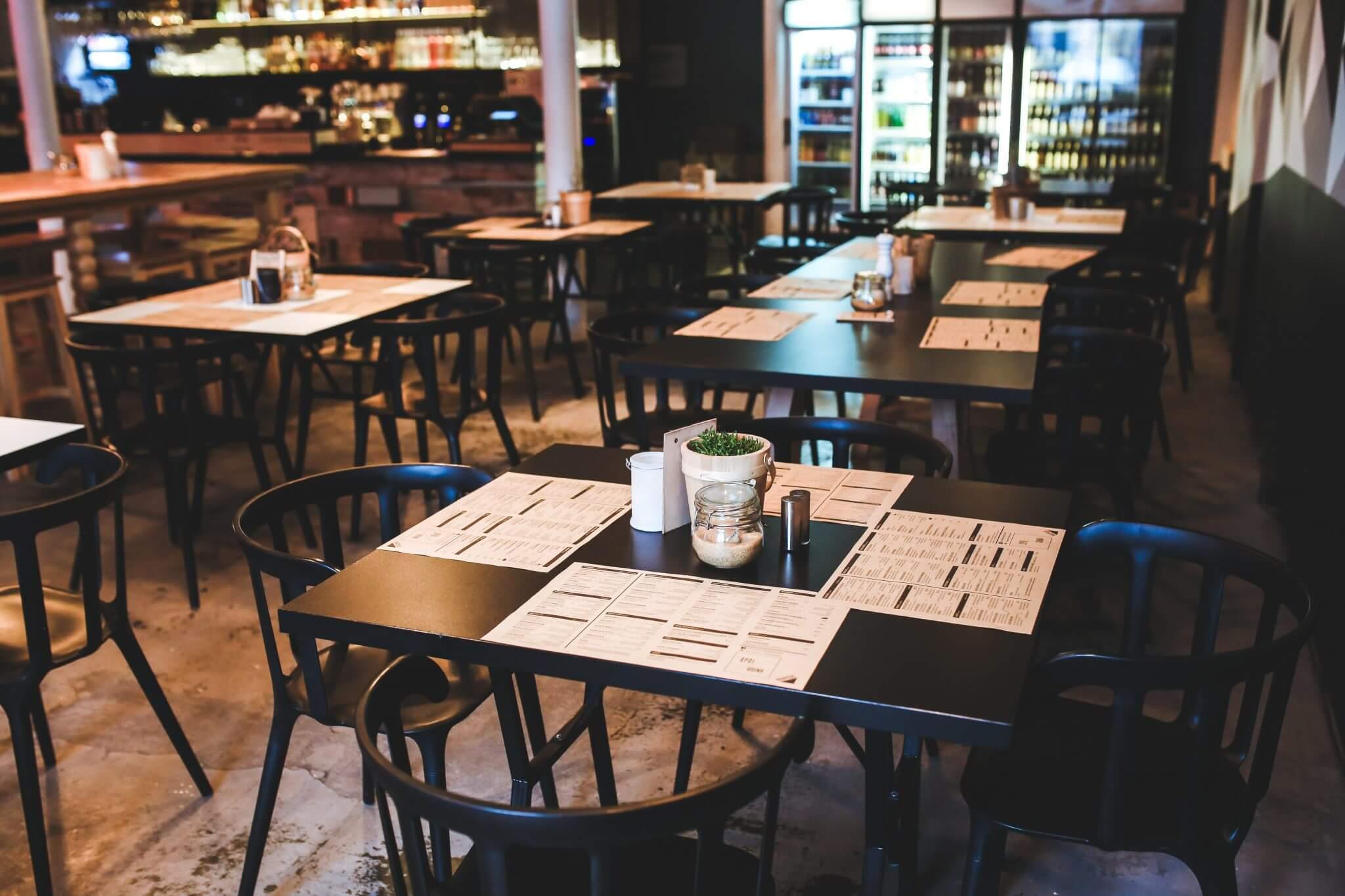 Restaurant inventar