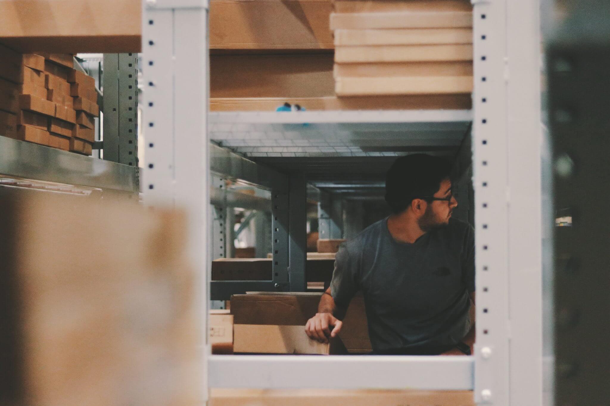 Restlager vareparti - find det rette