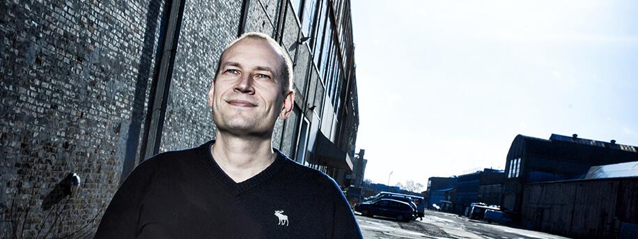 Martin Thorborg, iværksætter, leder og forretningsmand