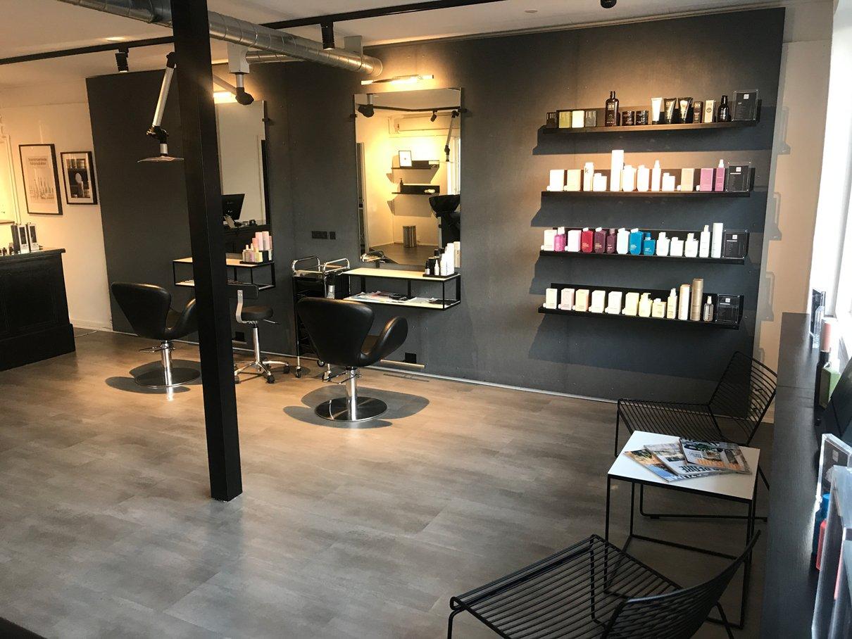 frisør salon århus